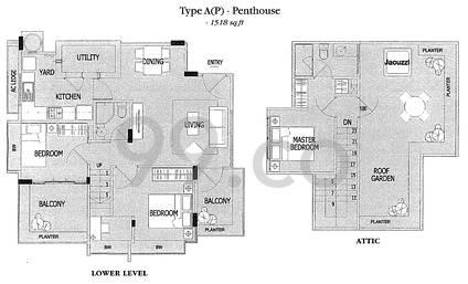 JLB Residences - Configuration AP
