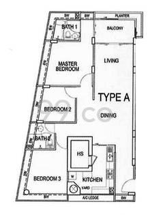 Ceylon Residence - Configuration A