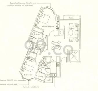 Hillington Green - Configuration A