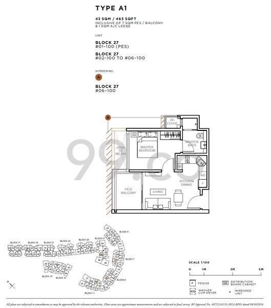 Sophia Hills - Configuration A1