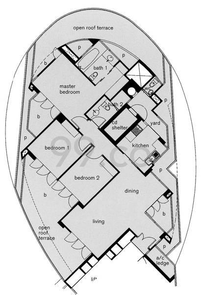 11 Amber Road - Configuration A