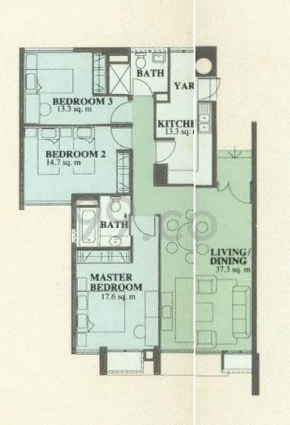 Fernwood Towers - Configuration 2