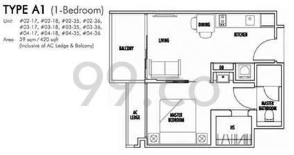 Casa Cambio - Configuration A1