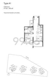 Principal Garden - Configuration A1
