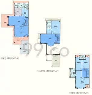 Regent Villas - Configuration C1