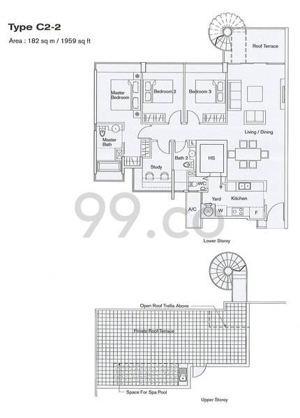 Casa Merah - Configuration C22