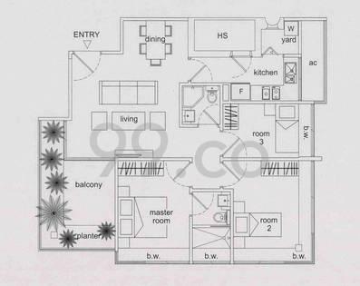 East Coast Residences - Configuration C