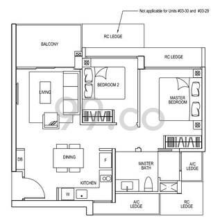 iNZ Residence - Configuration B1