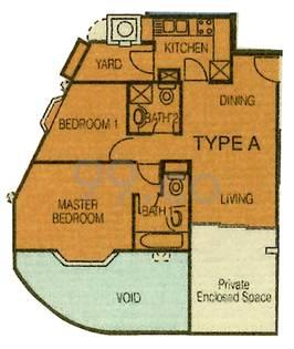 Novena Lodge - Configuration A