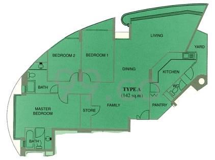 Astor Green - Configuration A