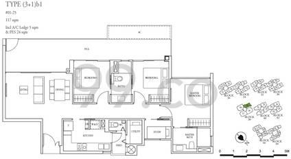 Bartley Ridge - Configuration 31b1