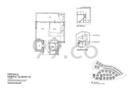 Euhabitat - Configuration SA4p