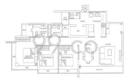 Woodsville 28 - Configuration C2