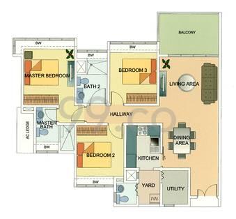 Coastal View Residences - Configuration C
