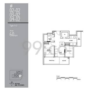 Daisy Suites - Configuration A2