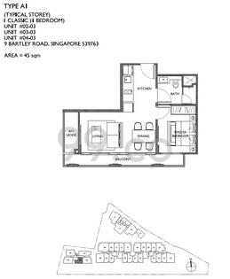 The Quinn - Configuration A1
