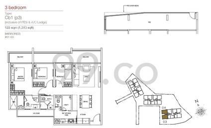 E Maison - Configuration Cb1p3