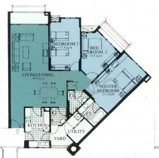 Bishan Park Condominium - Configuration A2