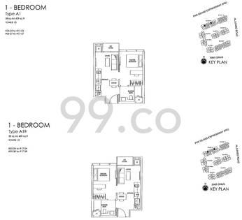 Sims Urban Oasis - Configuration A1