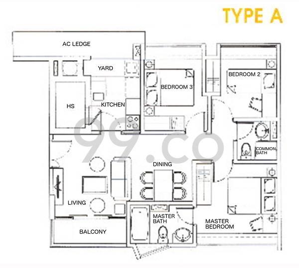 Savannah Condopark Condo Prices Reviews Amp Property 99 Co