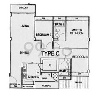 Ceylon Residence - Configuration C