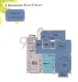 Changi Green - Configuration B