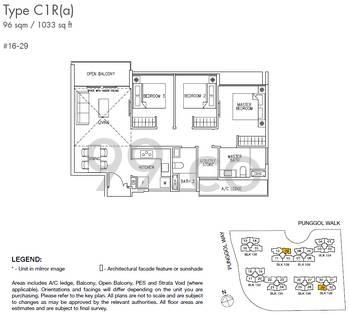 Ecopolitan - Configuration C1Ra