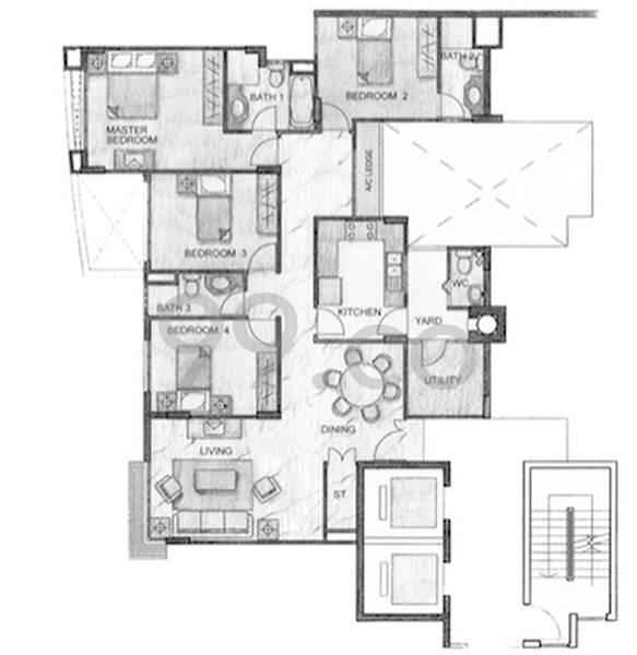 Carissa Park Condominium - Configuration A