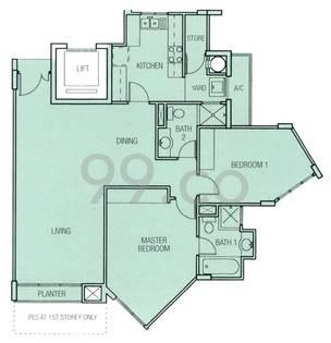 The Sunnydale - Configuration A1