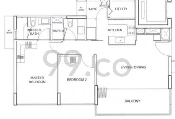Watertown - Configuration B1b