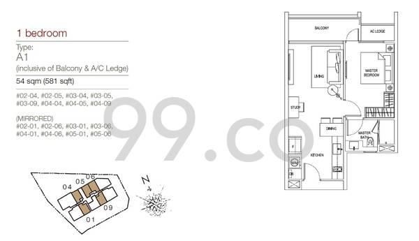 R Maison - Configuration A1