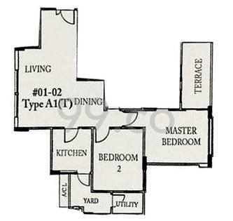 Kentish Lodge - Configuration A1T