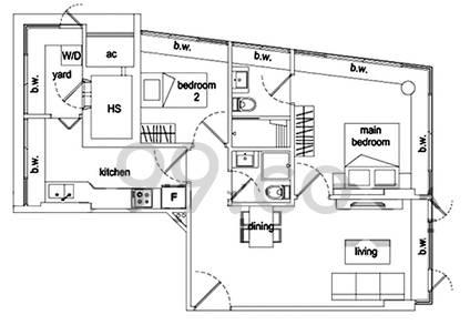 Suites @ Amber - Configuration A