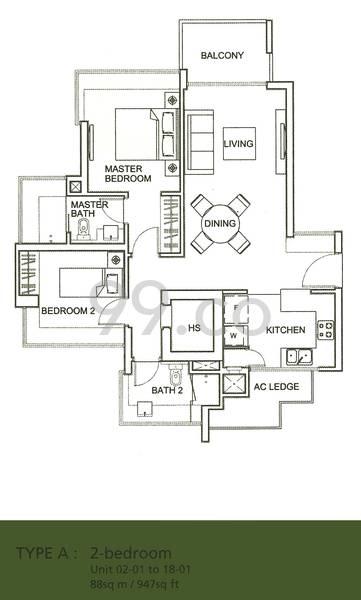 Oasis Garden - Configuration A