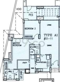 Rivervale Crest - Configuration A1