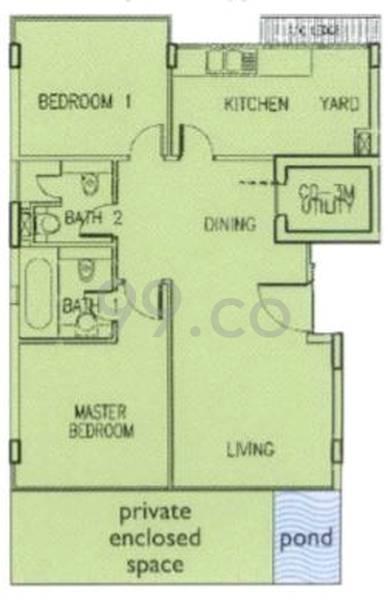 D'dalvey - Configuration A1