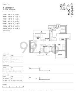 The Terrace - Configuration A