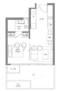 Sennett Residence - Configuration LA1G