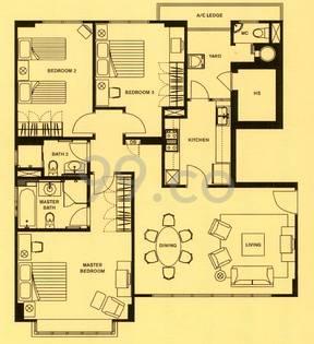 Belmondo View - Configuration A
