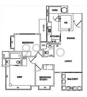 Suites Twenty-two - Configuration 303