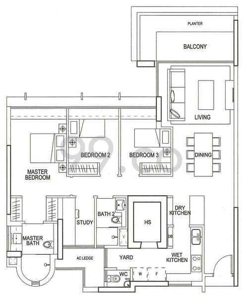 Double Bay Residences Condo - Prices, Reviews & Property | 99.co