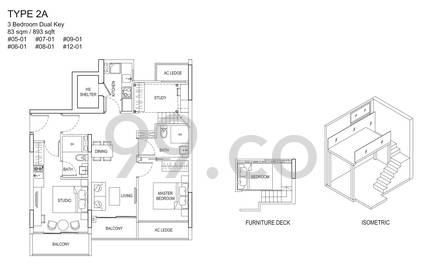 Urban Vista - Configuration 2A