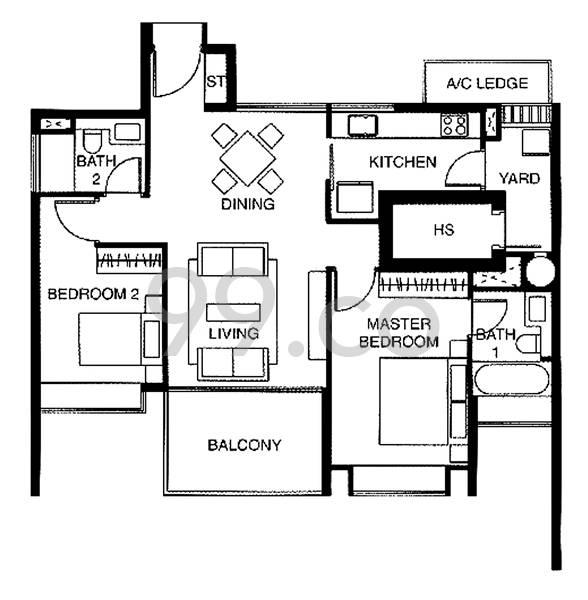 Riveredge Condo - Prices, Reviews & Property | 99.co