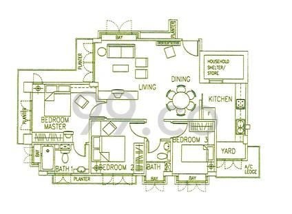 Sommerville Loft - Configuration A