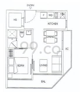 Edenz Loft - Configuration A