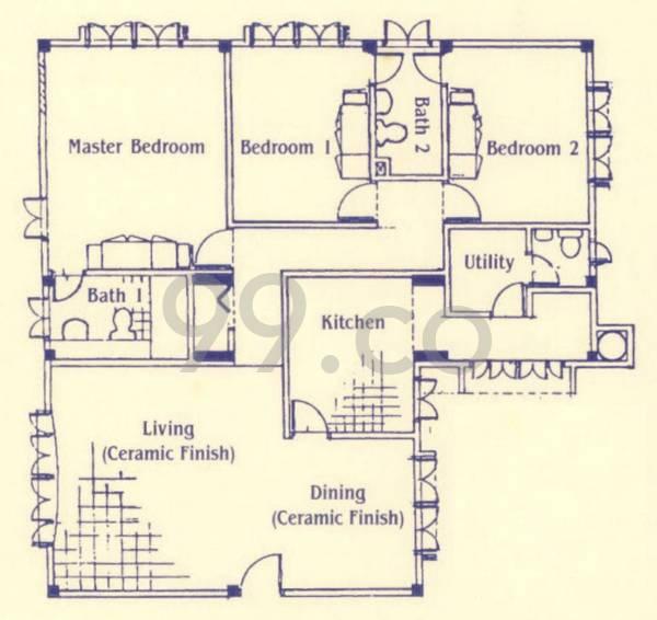 Adam Place - Configuration A