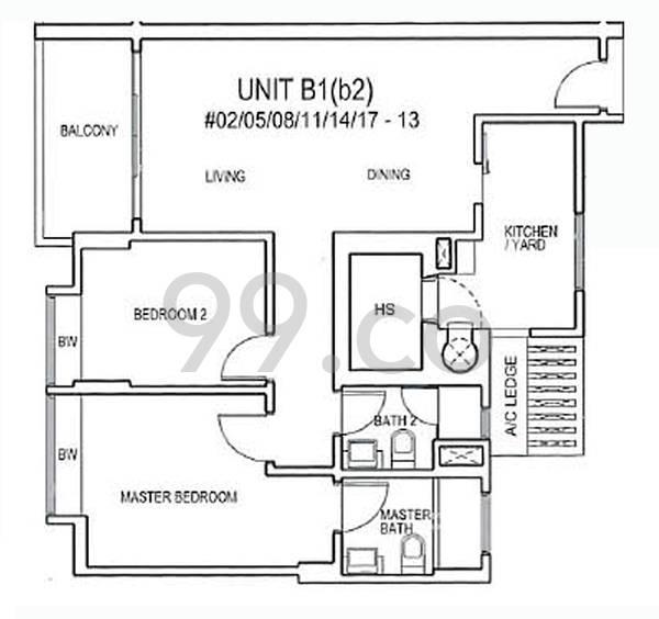 Mi Casa - Configuration B1b2