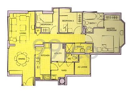 Evergreen Park - Configuration A1