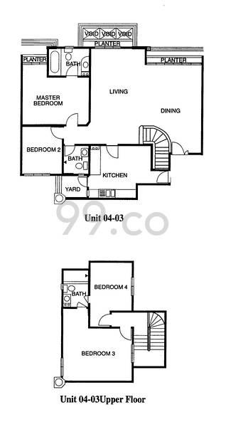Casa Riviera - Configuration 10