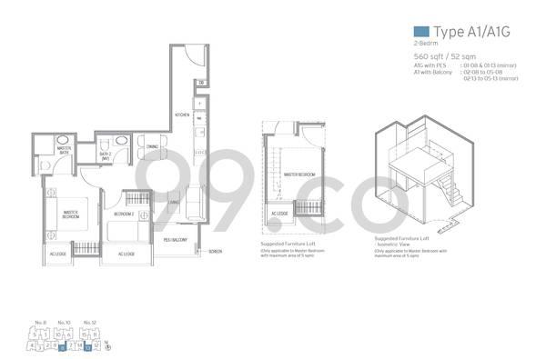 Adana @ Thomson - Configuration A1